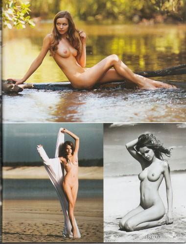 Алексей Полуяненко, модель Мария Винокурова, Playboy #5, 2010