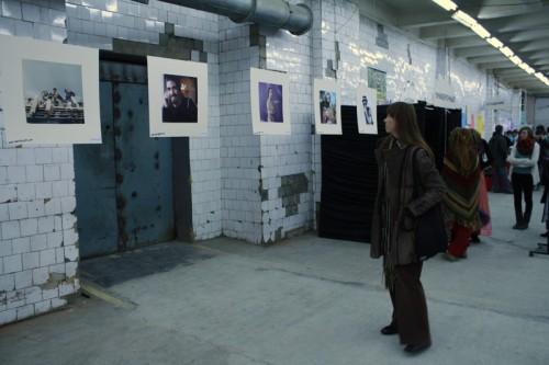 Фотовыставки от Саши Чижиковой и Дениса Попова на SUM