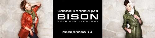 Артем Сурков для BISON