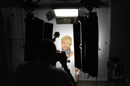 Портрет за 20 минут. Часть 3. ZOOM ZOOM Photographers. Бэкстейдж.