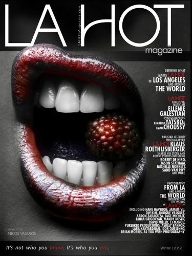 Игорь Усенко в LA HOT Magazine