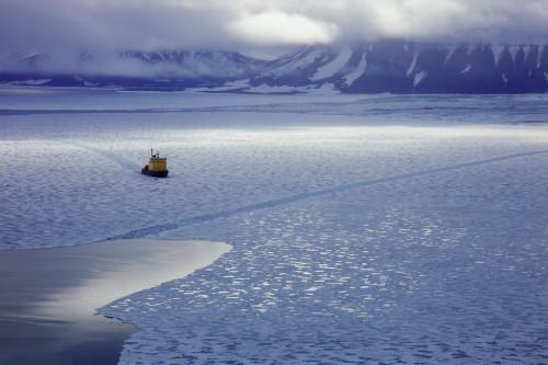 Вадим Балакин победил на фотоконкурсе Арктической и Северной фотографии