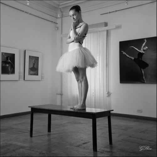 Георгий Шуз: Наталья Кузнецова. Dance in Vogue.