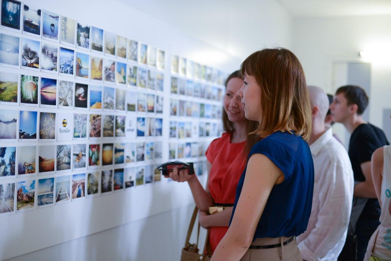 выставка фотографий:
