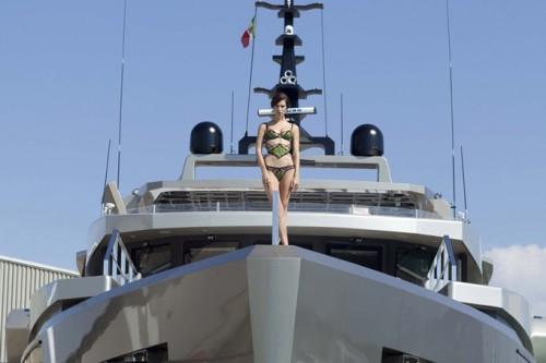 Юлия Скалозуб для Nakhimov Yachts
