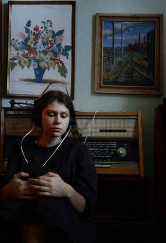 Александра Кузык: автопортреты ностальжи