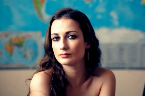 Дарья Пышминцева: Мое амплуа — арт-модель