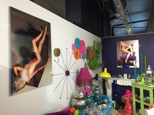 """Выставка фотографа Игоря Усенко """"GUESS WHO?"""" в салоне KARE Design"""
