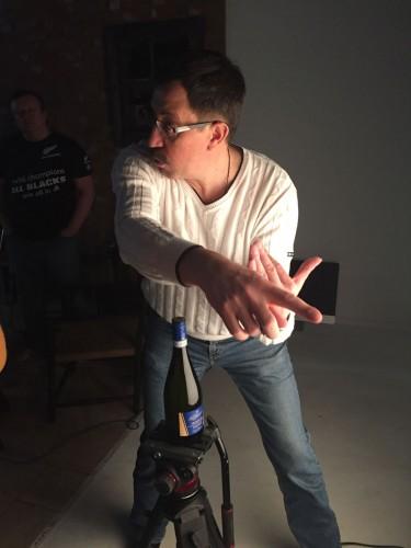 Фотофестиваль Prague TAKEAWAY, мастер-класс Игоря Сахарова «Рисование светом в студийных условиях»