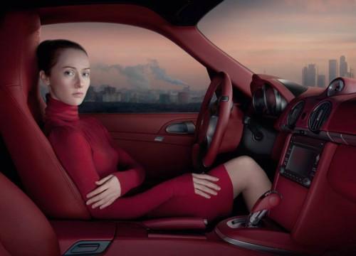 Катерина Белкина. Красная Москва. 2011
