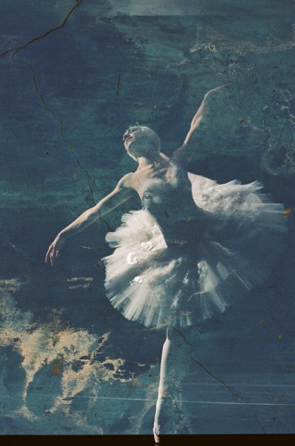 "Полина Стадник, из серии ""Архетип балета"""
