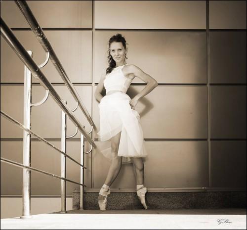 Георгий Сапожников (Шуз): Балерина и ИКЦ