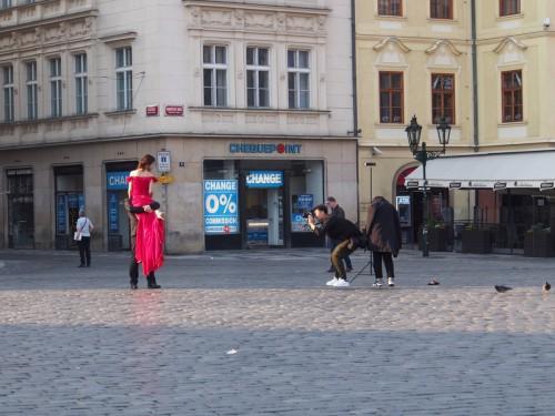 Староместская площадь — первый вариант