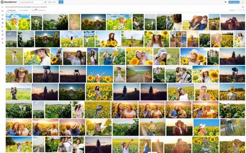 Скриншот страницы выдачи cfqnf depositphotos.com