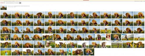 Скриншот страницы выдачи сайта shutterstock.com