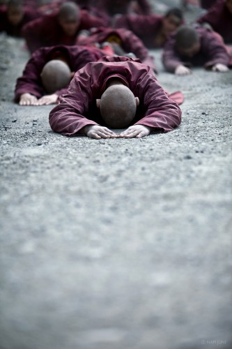 Выставка южнокорейского фотографа Нам Джуна «Мгновение вечности»