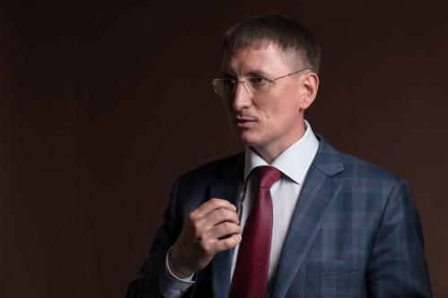 Образы в корпоративном портрете. Алексей Силиванов, фото — Дмитрий Чабанов. title=