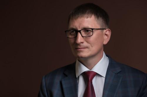 Образы в корпоративном портрете. Алексей Силиванов, фото — Дмитрий Чабанов.