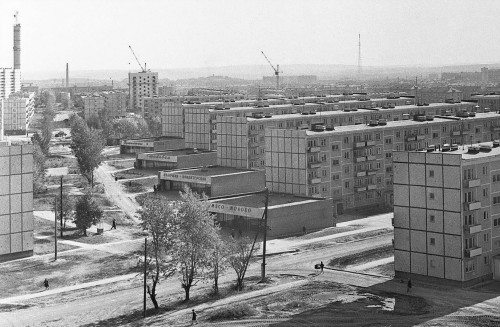 Пионерский поселок. фото Г.Богатнаева (ГАСО)