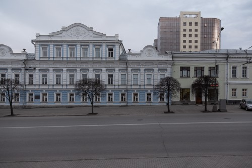 Максим Лоскутов: Екатеринбург на самоизоляции