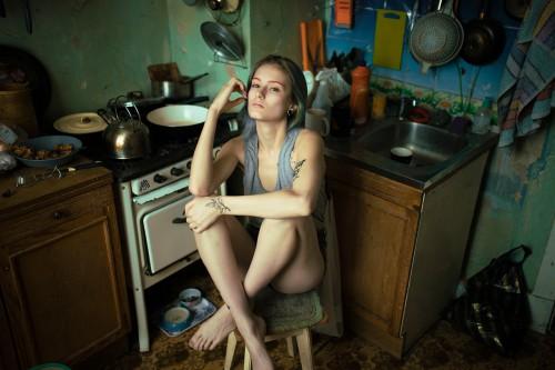 Светлана Михайлова: Портрет-в-локации