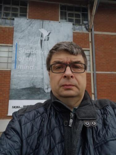 Выставка Роджера Баллена в Салониках