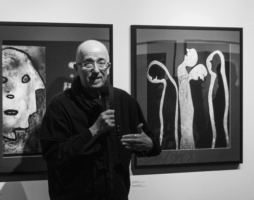 Hercules Papaioannou: Roger Ballen's  work seems to be an investigation of the self
