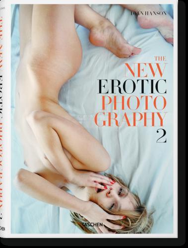 "Фотограф: Andry A. Tych, обложка сборника ""The New Erotic Photography Vol. 2"", издательство Taschen."