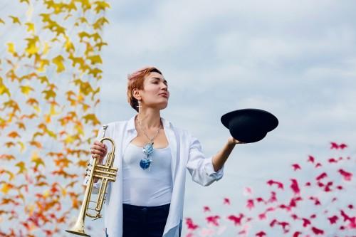 Александра Ряпасова. Фотограф: Наталия Филипцева