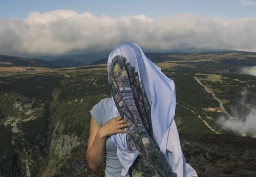 Выставка современной чешской фотографии. Анета Вашатова. Отпечаток.