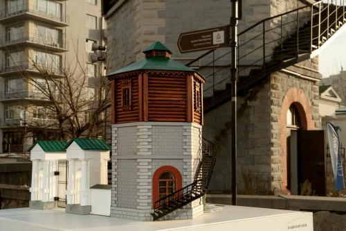 Водонапорная башня. Екатеринбург, ул. Горького, 4г. Фото: Дмитрий Дегтярь