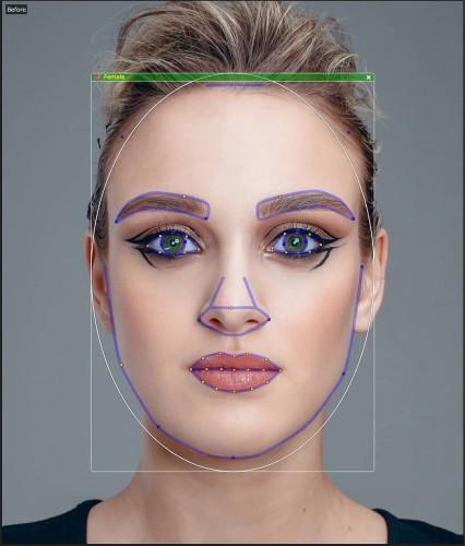 Метки, предложенные AI, обозначены стразами.
